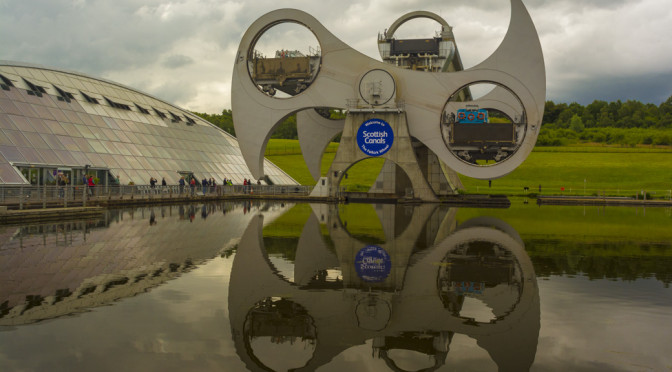 The Falkirk Wheel