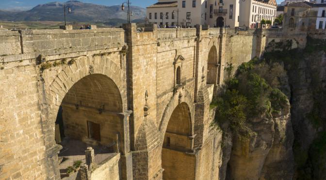 Puente Nuevo Bridge, Ronda, Spain