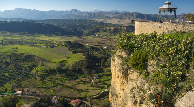 Ronda (New Town), Spain