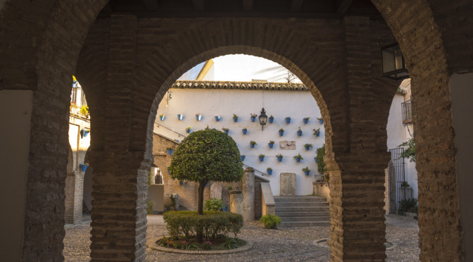 Patios of Cordoba, Spain