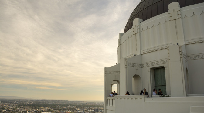 Griffith Observator, Los Angeles, CA