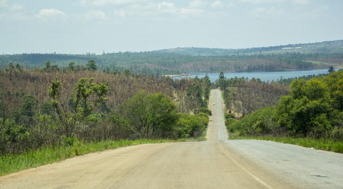 Hazyview to Thornybush via Bushbuckridge, South Africa
