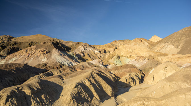Artists Drive, Death Valley, CA