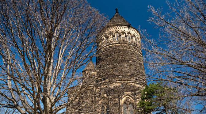 President Garfield Memorial, Cleveland, Ohio