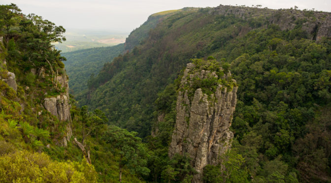 Pinnacle Rock, Panoramic Route, Mpumalanga, South Africa