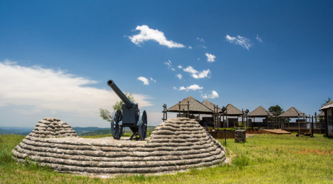 Long Tom Canon, Long Tom Pass, Mpumalanga, South Africa