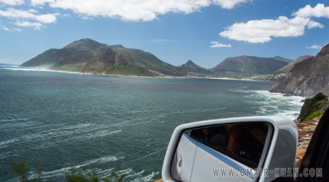 Chapman's Peak Scenic Drive, Nordhoek, Western Cape, South Africa
