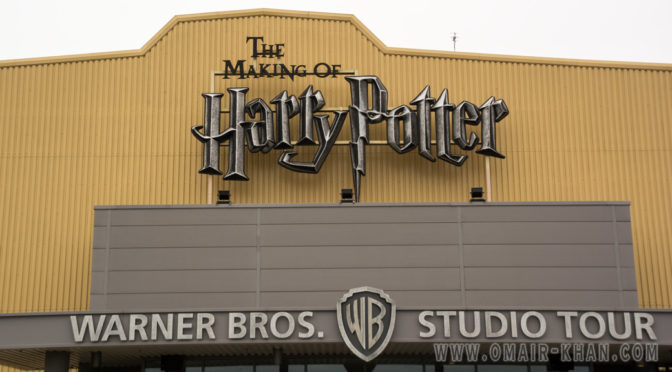 Warner Brothers London Harry Potter Studio Tour, Watford, England, United Kingdom