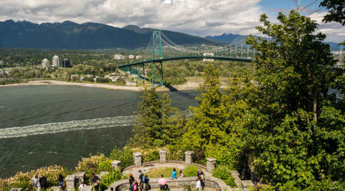 Prospect Point, Stanley Park, Vancouver, British Columbia, Canada