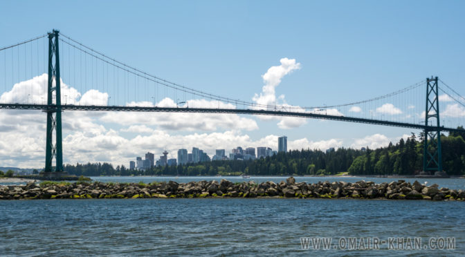 Ambleside Park, Vancouver, British Columbia, Canada