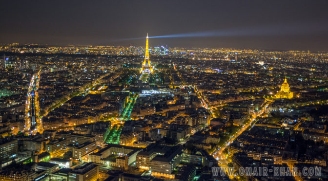 Tour Montpernasse, Paris, France