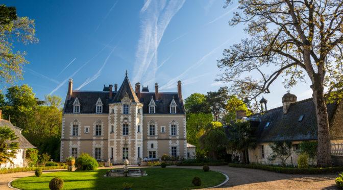 Château de Fontenay, Loire Valley, France