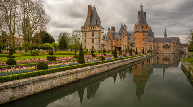 Château de Maintenon, Loire Valley, France