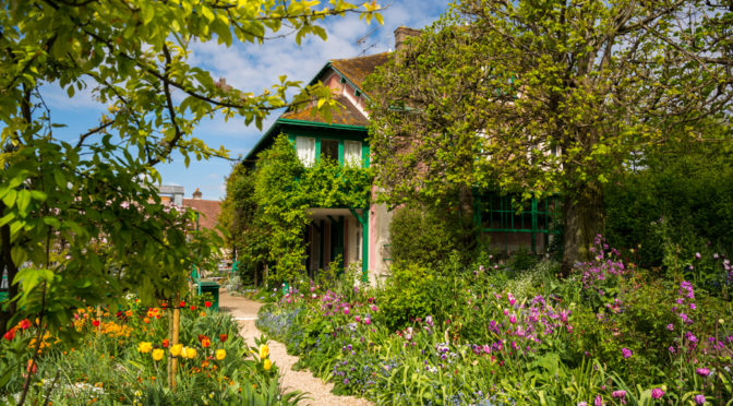 Claude Monet's House & Gardens, Giverny, France